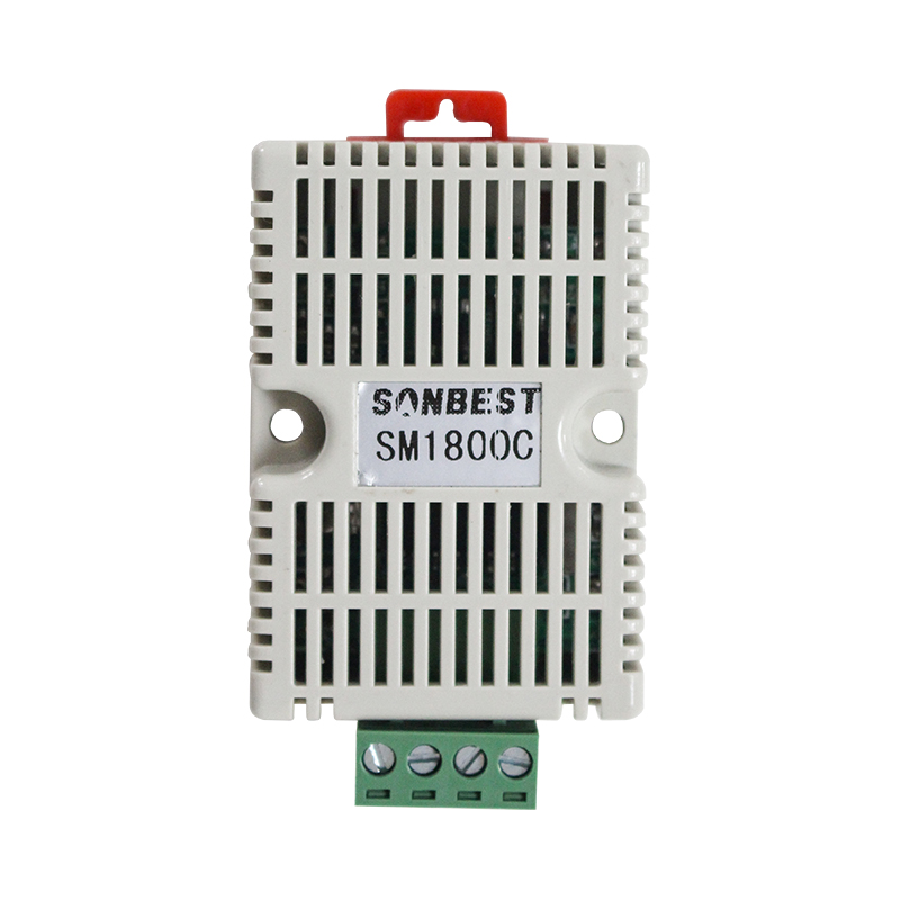 [SM1800C]CAN总线导轨式温度传感器