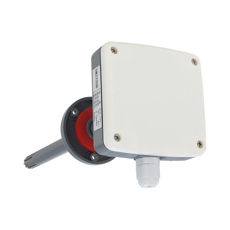 [SM3700B]管道单温度传感器RS485输出