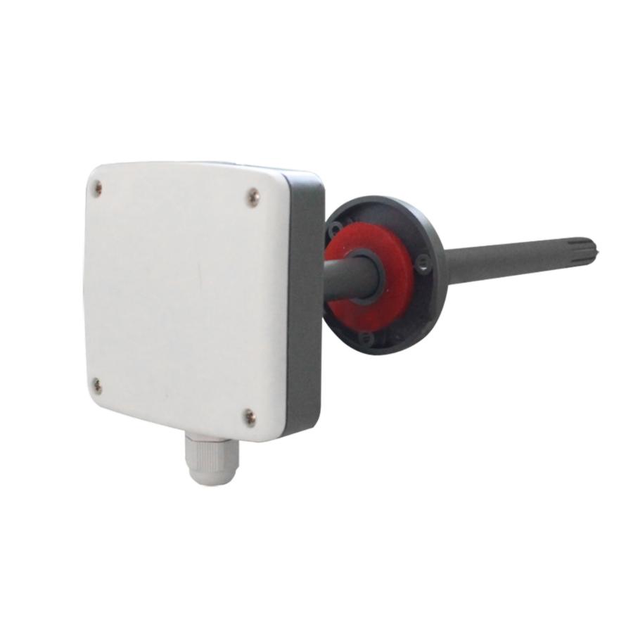 [SM3720B]管道温湿度传感器RS485通讯