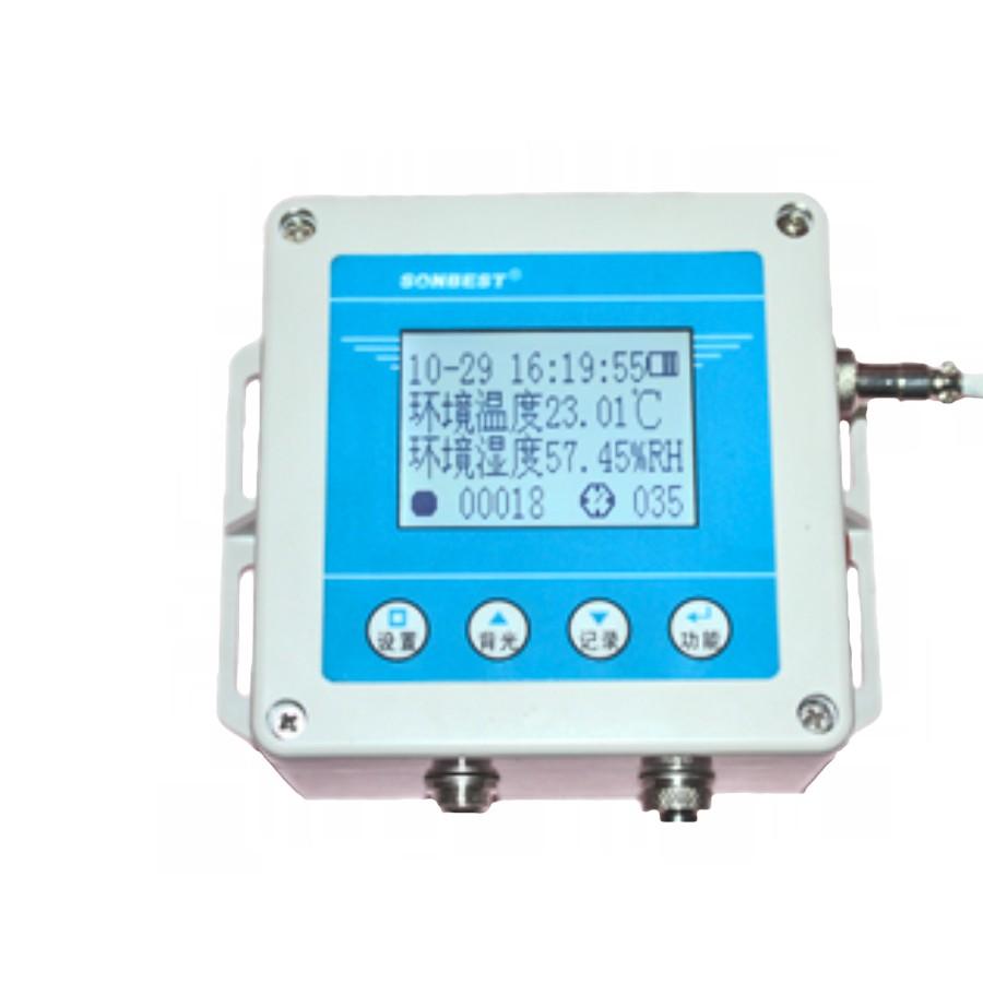 RS485接口温湿度记录仪