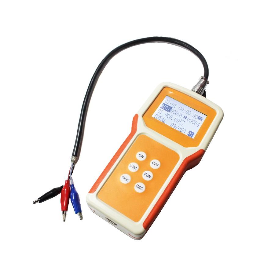 手持式温度记录仪