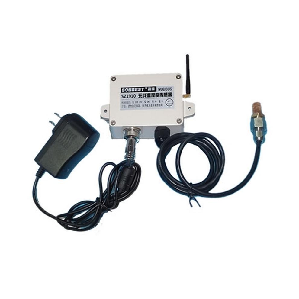 ZIGBEE无线防护型温湿度传感器