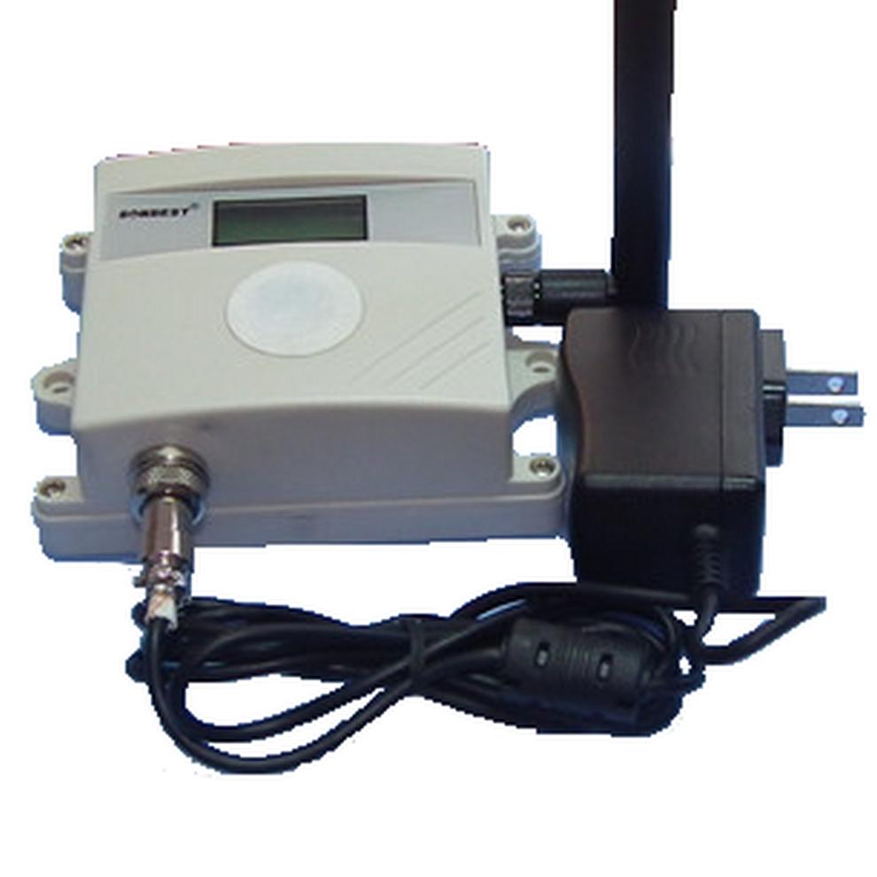 液晶显示型ZIGBEE无线二氧化碳速显示仪