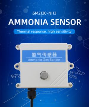 0-10V voltage type ammonia sensor video