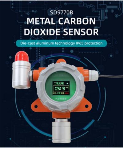 RS485防爆型二氧化碳传感器 产品样本