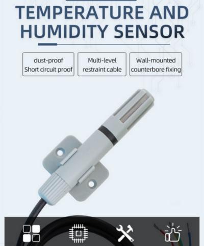 RS485总线型支架式温湿度传感器 产品样本