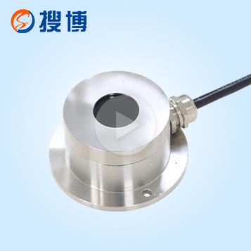 Stainless steel UV sensor video