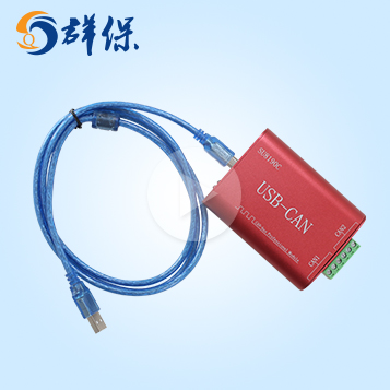 SU8190C   USBCAN-2 CANalyst-II analyzere video
