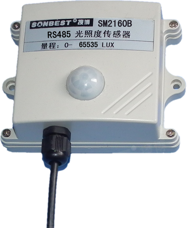 Sm2160b Light Sensor User Manual Sonbest Sensorbest Com
